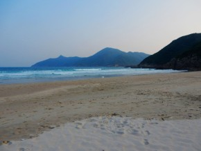 The stunning Sai Kung peninsula