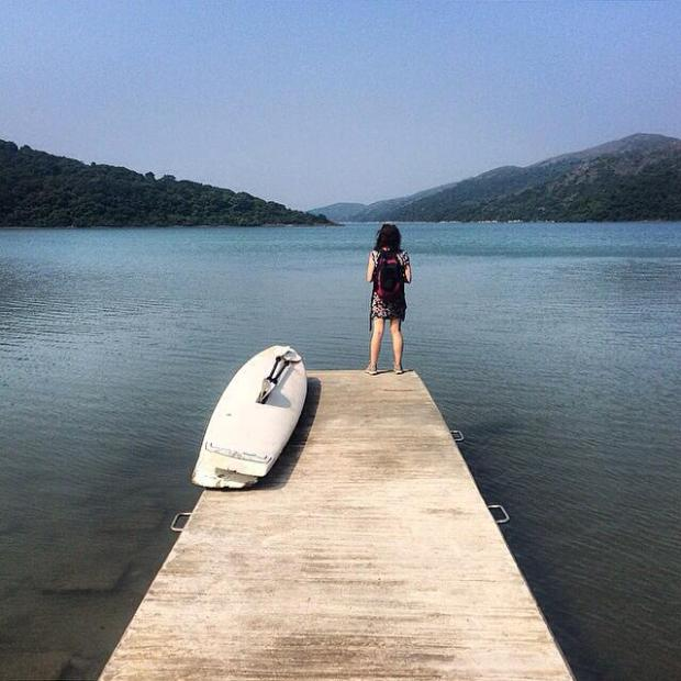 holiday_girl_sai_kung_peninsula