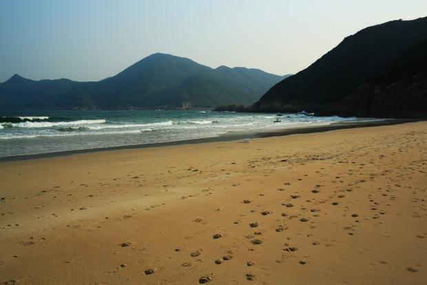 holiday_girl_sai_kung_peninsula