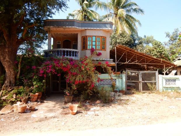 A home in Twante